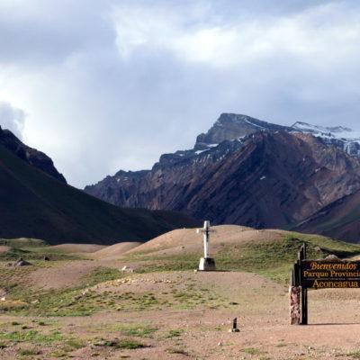 Aconcagua national Park, Argentina