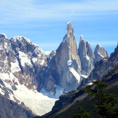 Cerro Tore, Argentinien
