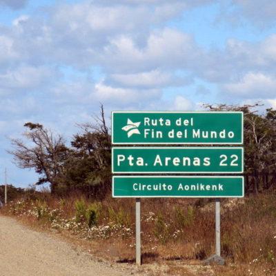Chile-fin del mundo