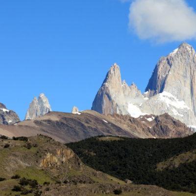 Fritz Roy, Argentinien, Patagonia