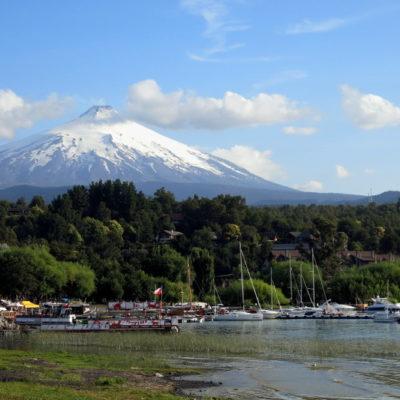 Volcano Pucon
