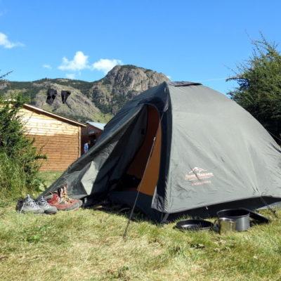 camping, El Chalten