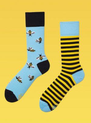 Bunte Socken Bee Bee