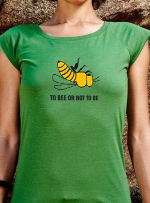 Biene T-Shirt Damen