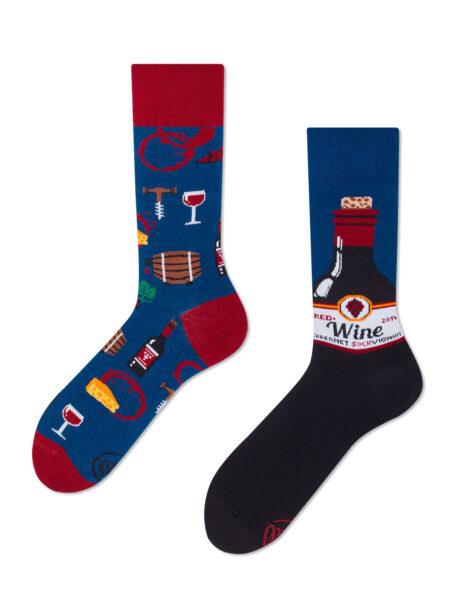 Cabernet Sockvignon Socken