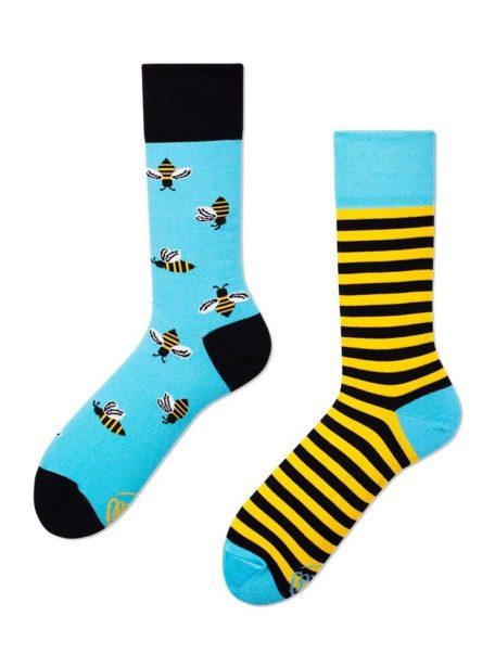 Biene Socken