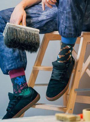 KUNST und PINSEL Socken