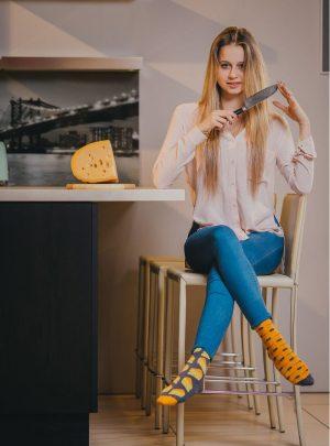 MAUS und KÄSE Socken