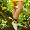 Zitronen und Limonen Socken