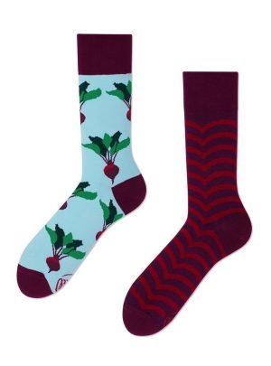 Rote Rueben Socken