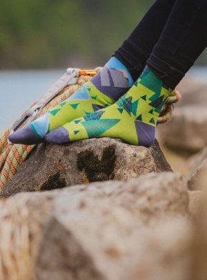 BERG und WALD Socken