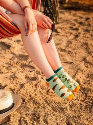 bunte socken Kiwi Sneakers