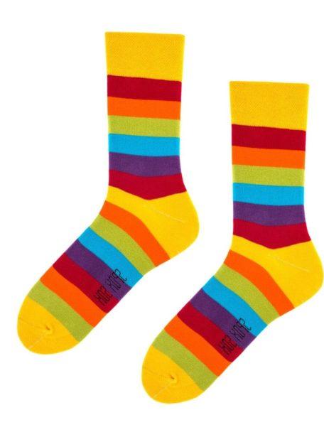regenbogen Socken senzaconfini