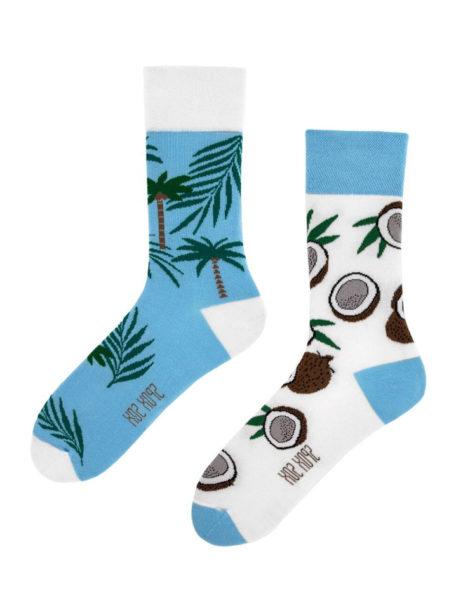 Coole Kokos Socken