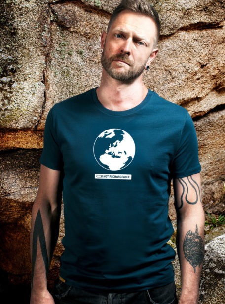 Not Rechargeable bio T-Shirt Awear