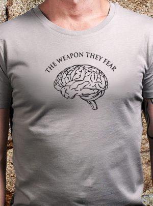 T-Shirt Herren aus biobaumwolle_Opal