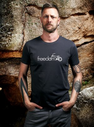 freedom T-Shirt india ink