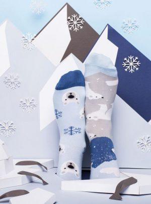 Eisbaer Socken