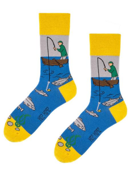 Fischers Fritze bunte lustige Socken