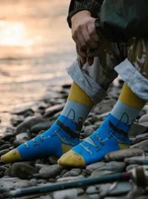 Socken Fischers Fritz senza confini