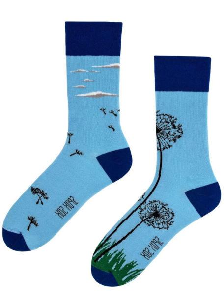 Bunte Loewenzahn Socken Spox Sox