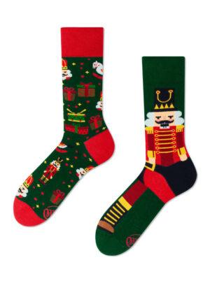 NUSSKNACKER Socken