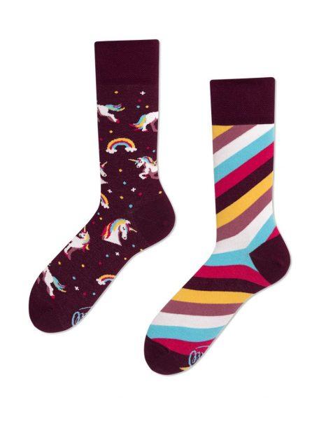 Einhorn Socken many mornings