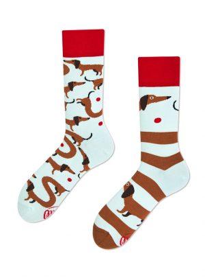lustige Dackel Socken