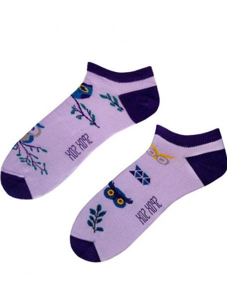 Eulen Sneaker Socken-Spox-Sox