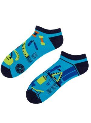Fitness-bunte Socken-Spox-Sox