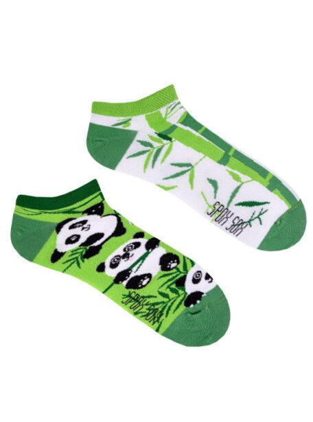 Panda Sneaker Socken