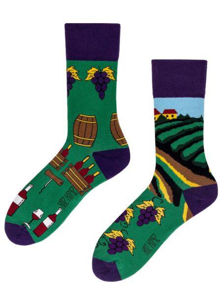 Weinliebhaber Socken - Spox Sox