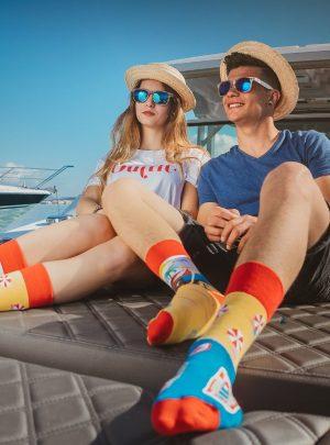 SOMMERPARADIES Socken