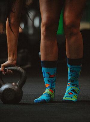 Fitness Socken spox sox