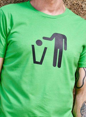 BINHEAD Herren Bio T-Shirt