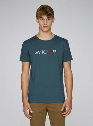 Switch OFF Stargazer herren T-Shirt