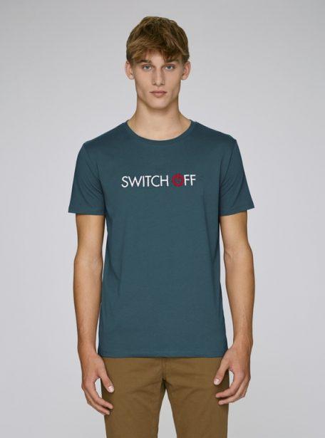 Switch OFF Stargazer herren T-Shirt