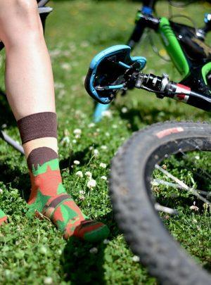 RADELN OHNE GRENZEN Socken