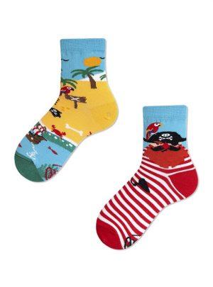 Piraten Kinder Socken