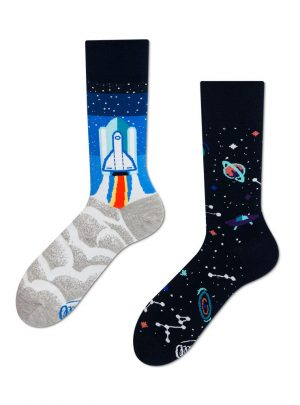 SpaceTrip_Many Mornings-_verrückte Socken