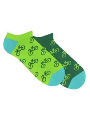 GRÜNE FAHRRAD Sneaker Socken