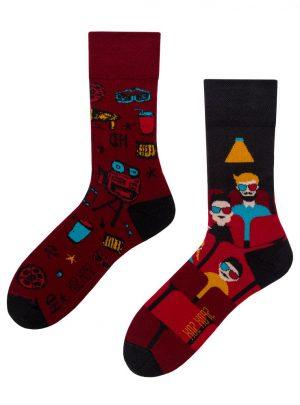coole Socken Spox Sox- Kinomaniac