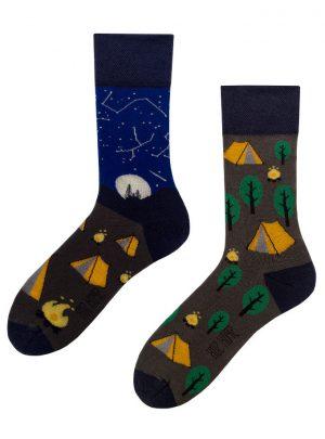Freiheit unter Sternen Socken - coole Socken Spox Sox