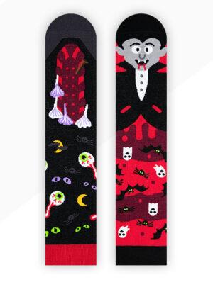 GRUSELIGE VAMPIR Socken