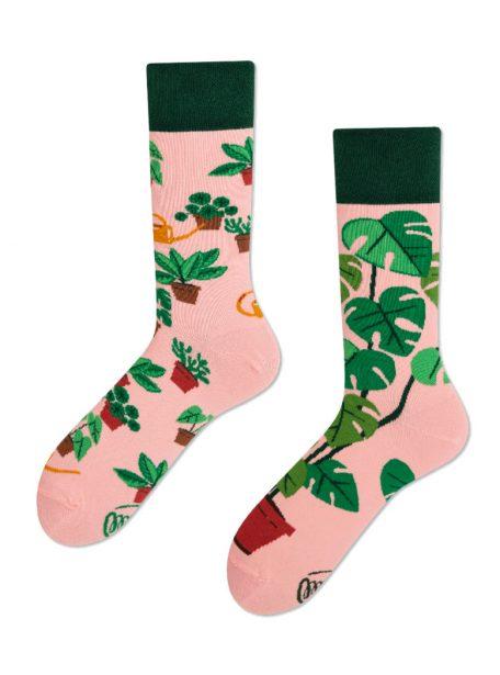 Pflanzenliebhaber Socken