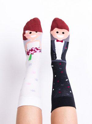 Hochzeit Socken