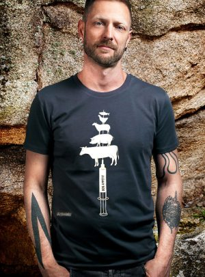 Bon Appetit T-Shirt India Ink