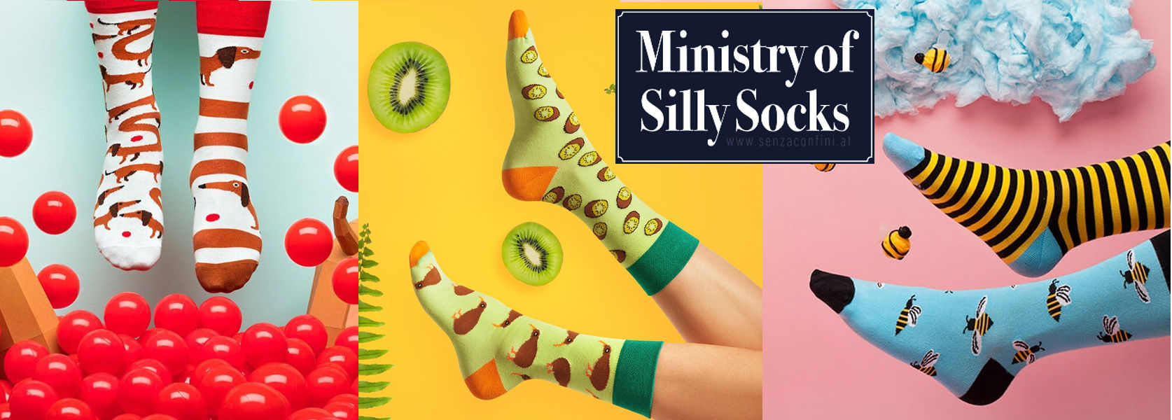 Ministry of silly socks