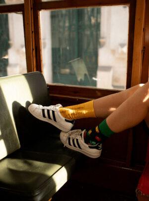 Veggie Socken