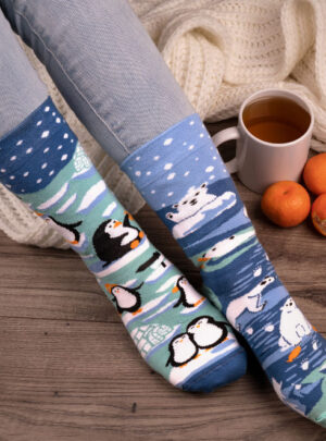 Coole Socken - coole Polar Socken